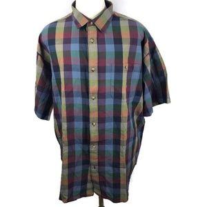 ORVIS Mens Short Sleeve Shirt XL